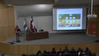 FORO Uso terapéutico de la Cannabis en Chile - Expone Ana María Gazmuri - Universidad del Bio Bio