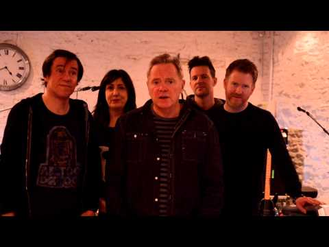 Integrantes de New Order enviaron saludos a fans peruanos