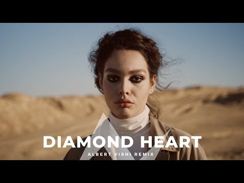 Alan Walker - Diamond Heart (Albert Vishi Remix) ft. Sophia Somajo