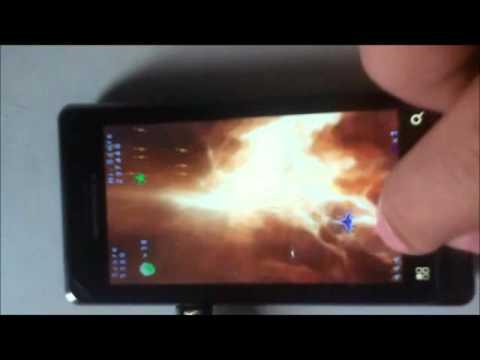 Video of StarShooter