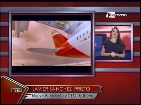 Javier Sánchez Prieto nuevo presidente y CEO de Iberia