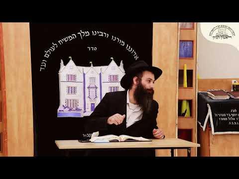דבר מלכות תצווה עם הרב בנצי פרישמן