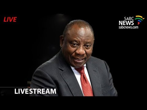 President Ramaphosa announces measures to stimulate the South African economy
