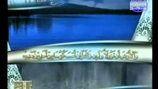 HD الجزء 22 الربعين 7 و 8  : الشيخ  محمود خليل القارئ