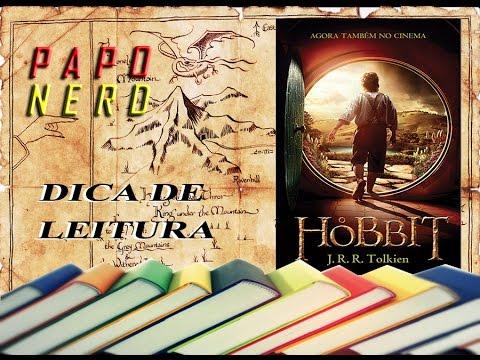 Dica de leitura: O Hobbit | #PN.3