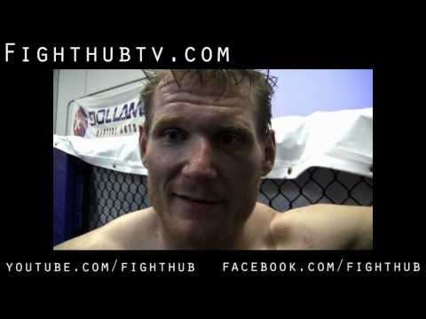 Josh Barnett talks about Lesnar vs Carwin and UFC 116