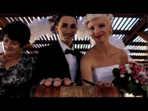 Видео свадьбы Саши и Юли в комплексе Самал г. Актау