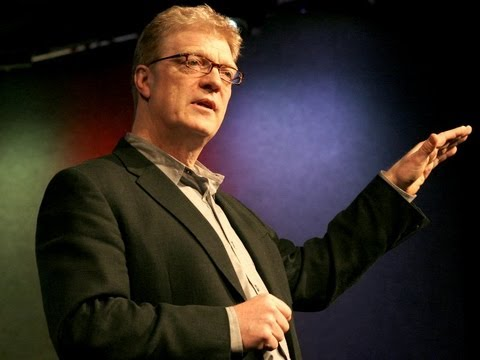 tedtalk - http://www.ted.com Sir Ken Robinson makes an entertaining and profoundly moving case for creating an education system that nurtures (rather than undermines) ...