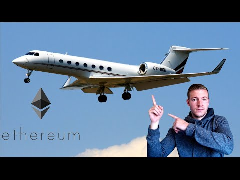Trader Buys GulfStream Jet from $ETH Trade, Mike Novogratz to Start $500M Crypto Hedge Fund video