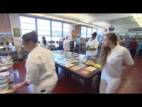 Storybook Project aims to unite inmates with their children