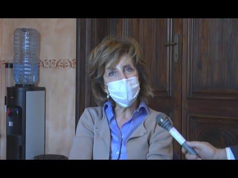 Comune di Avezzano - Intervista a Maria Teresa Colizza sull'emergenza Coronavirus.