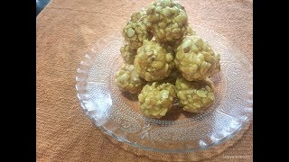 Kadalekai unde I Shenga unde |  Peanut Laddu | Kannada Karnataka recipes