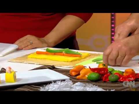 La rica gastronomia peruana : La Causa ( CNN TV )