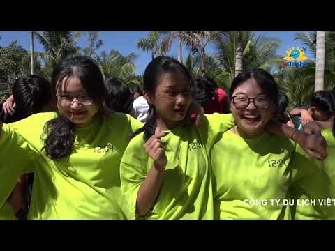 Hoạt động ngoại khóa dã ngoại Nha Trang