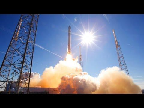 Онлайн: Запуск Falcon 9 с 10 спутниками Iridium NEXT