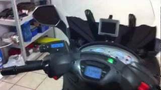 7. Piaggio X9 500 Evolution