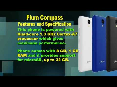 Features and Specification of Plum Compass