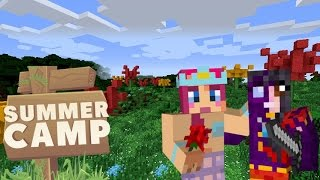 SUMMER CAMP! | With Kim & Amy! | Ep.2 FLOWERLAND! | Amy Lee33