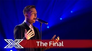 Video The Writing's on The Wall for Matt with Sam Smith cover! | The Final Results | The X Factor UK 2016 MP3, 3GP, MP4, WEBM, AVI, FLV Juni 2018