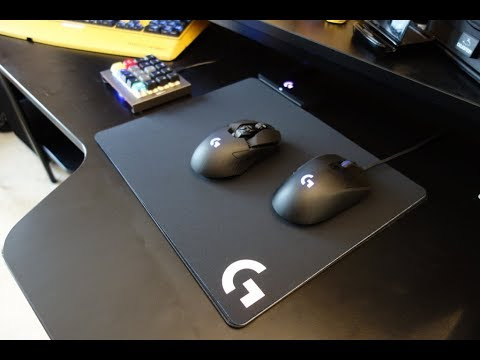 Logitech Powerplay & G903 review - The ultimate wireless gaming experience - By TotallydubbedHD