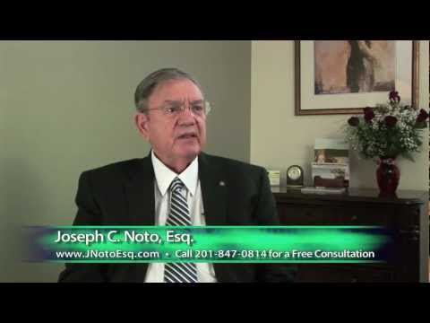 Bergen County NJ Divorce Lawyer Attorney FREE Consultation Joseph Noto
