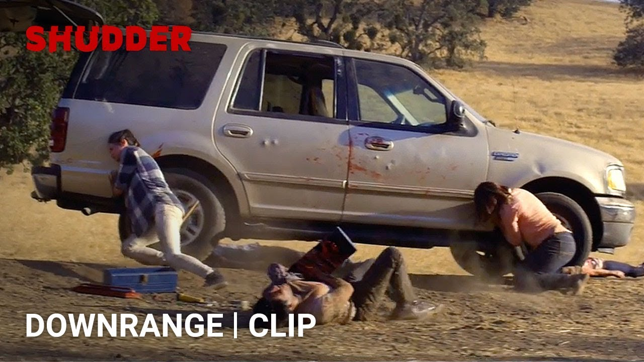 Downrange | Clip: Decoy | A Shudder Exclusive
