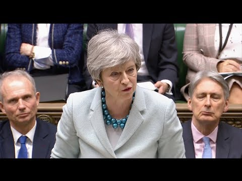 تيريزا ماي تعتبر أن اتفاق بريكست لا يحظى بدعم كاف في البرلمان البريطاني لطرحه مجددا للتصويت