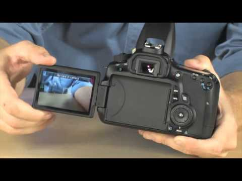 Canon EOS 60D Digital SLR Camera and 18-135mm Lens