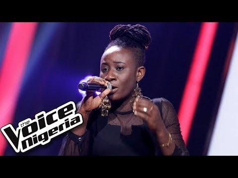 "Annie Cedric sings ""So Beautiful"" / Blind Auditions / The Voice Nigeria Season 2"