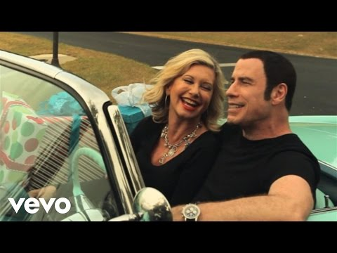 John Travolta, Olivia Newton John Reunite for Cringeworthy Christmas Video