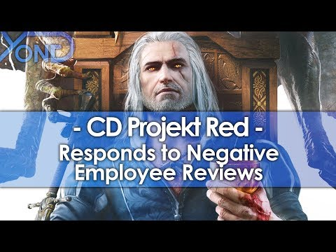 CD Projekt Red Responds to Negative Employee Reviews