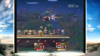 Rich Brown 0 – death with Olimar with amazing conditioning and reads (no gfycat :C)