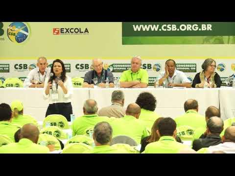 Palestra de Zilmara Alencar - Congresso Estadual em SP - 25 de outubro | 2017