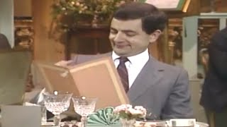 Mr Bean - Restaurant Etiquette
