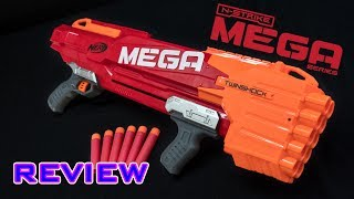 Buy on Amazon: http://amzn.to/2vntA6TReview of the Nerf Mega Twinshock. tl;dr - it's a Mega Roughcut, bruh.- - - - - - - - - - - - - - - - - - - - - - - - - - - - - -