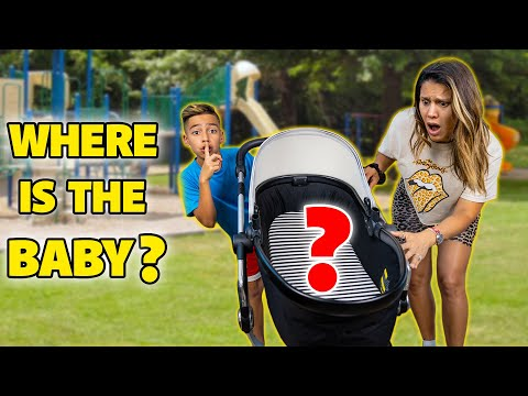 We LOST BABY MILAN!! **PRANK On ANDREA** | The Royalty Family