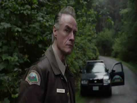 Twin Peaks (2017) Episode 7 - Deputy Andy Brennan & Farmer