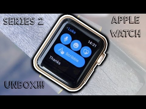 APPLE WATCH SERIES UNBOX