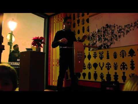 Mahshav Variations - Javier Díez Ena (Theremin)