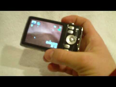 Pentax Optio P80 Quick Review