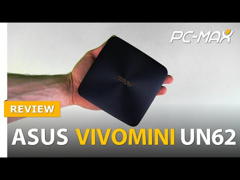 Test / Review: ASUS VivoMini UN62 - HD