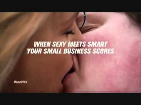 DHanX Commentates The GoDaddy's Hot Model Kissing a Nerd Commercial