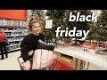 black friday vlog + haul
