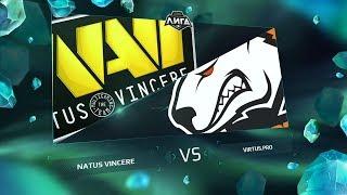NV vs VP - Неделя 1 День 2 / LCL