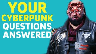 Your Cyberpunk 2077 Questions Answered by GameSpot