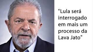 O juiz Sérgio Moro, da 13ª Vara Federal de Curitiba, marcou para 13 de setembro o interrogatório do ex-presidente Luiz Inácio Lula da Silva no segundo processo a que ele responde derivado da Operação Lava Jato