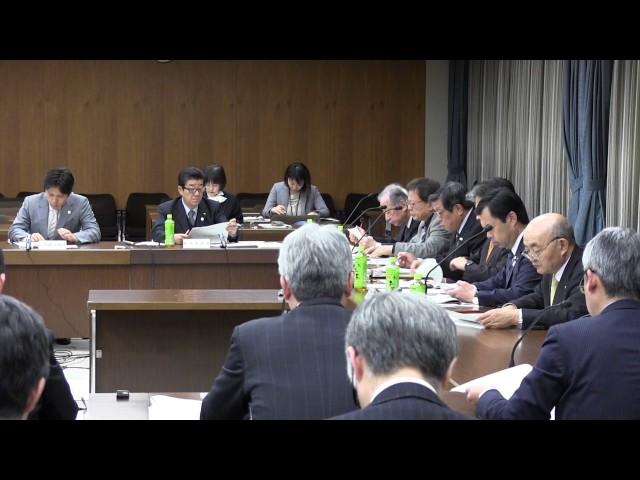 2017年1月31日(火) 第8回副首都推進本部会議 第二部