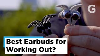Adam Clark Estes investigates which earbuds are the best for pumping the jams while you work out.Subscribe to Gizmodo: https://goo.gl/YTRLAE Visit us at: http://www.gizmodo.com/Like us at: https://www.facebook.com/gizmodoFollow us at: https://twitter.com/gizmodoView us: https://www.instagram.com/gizmodo/ Watch more from Fusion friends:Fusion: http://fus.in/subscribeF-Comedy: https://goo.gl/Q27Mf7Fusion TV: https://goo.gl/1IbZ1BKotaku: https://goo.gl/OcnXv7Deadspin:  https://goo.gl/An7N8gJezebel:  https://goo.gl/XNsnCJLifehacker:  https://goo.gl/3rNmzwIo9:  https://goo.gl/ismnzPJalopnik:  https://goo.gl/u7sDEkSploid:  https://goo.gl/4yq2UYThe Root: https://goo.gl/QMOjBE