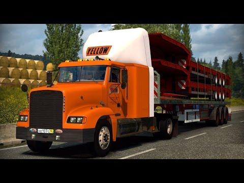 Freightliner Fld 120 4x2