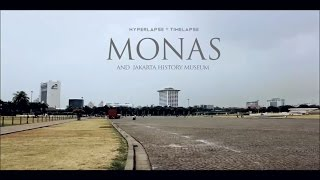 Monas in Motion